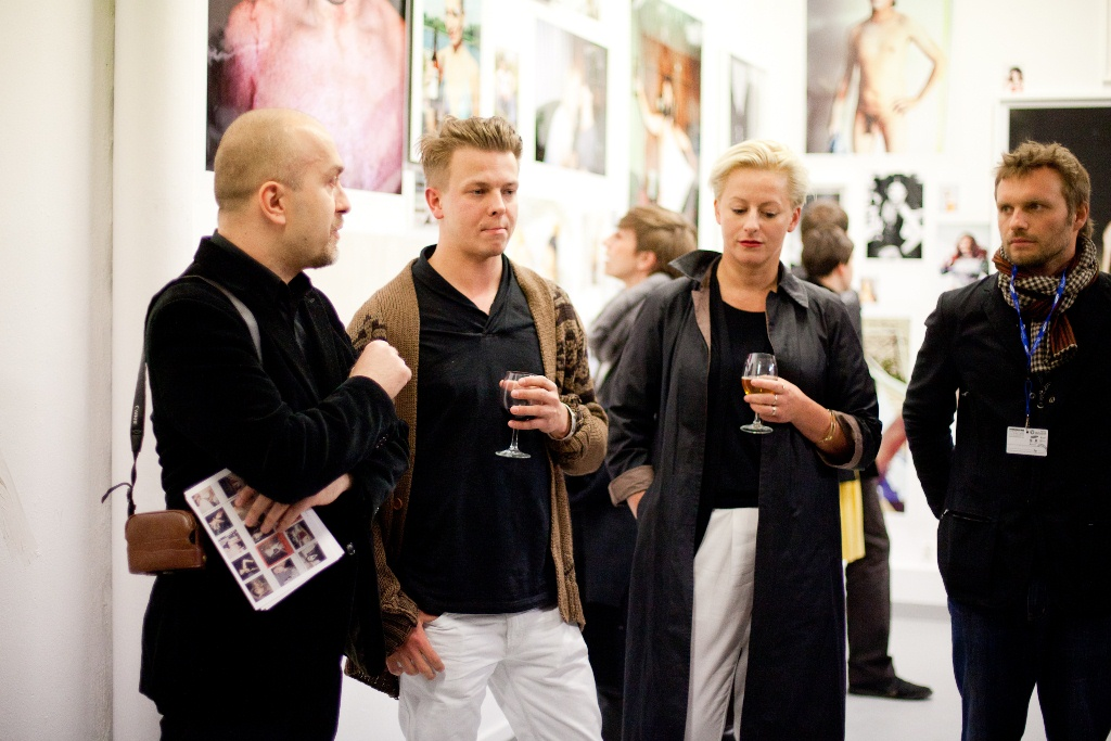 Fotofestiwal 2011: Power, Zuza Krajewska i Bartek Wieczorek, fot. Joanna Swiderska (źródło: materiały prasowe)