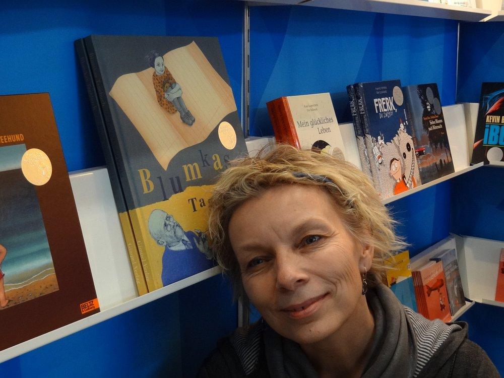 Iwona Chmielewska (źródło: materiały promocyjne)