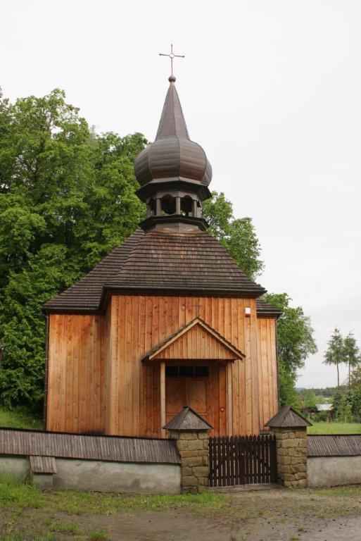 Zbór Ewangelicki ze Stadeł, fot. M. Załuski, Muzeum Okręgowe w Nowym Sączu (źródło: materiały prasowe)