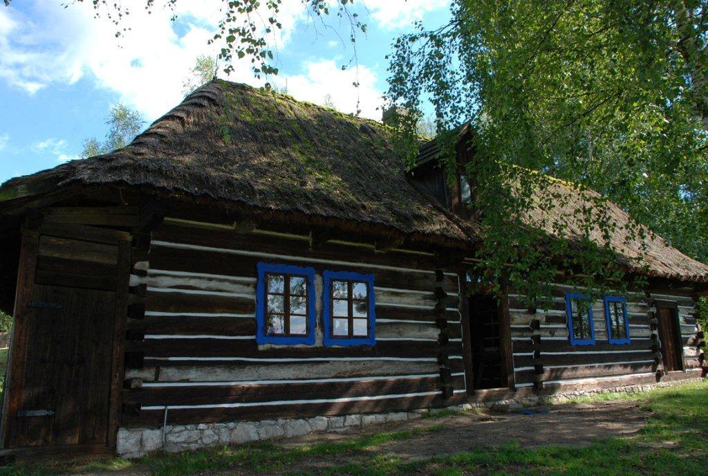 Zagroda ze Staniątek, Wygiełzów, Muz. Nadwiślański Park Etnograficzny (źródło: materiały prasowe)