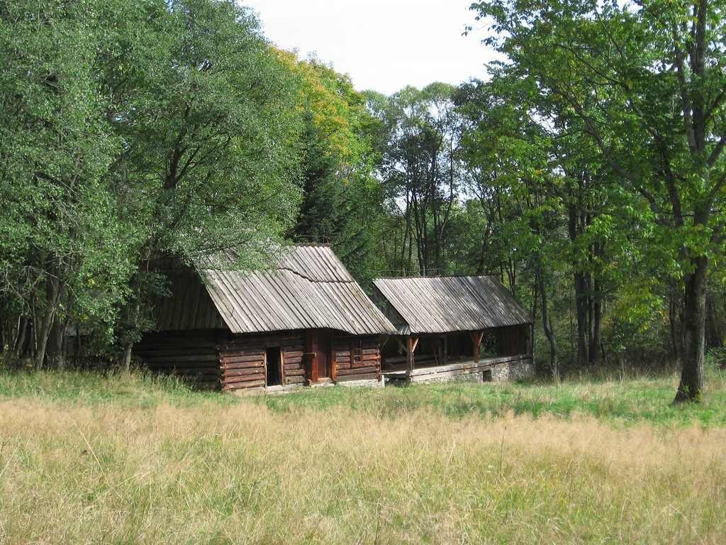 Tartak i folusz, Zubrzyca Górna, fot. R. Ciok, Muzeum Orawski Park Etnograficzny (źródło: materiały prasowe)