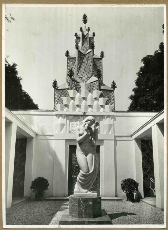 Henryk Kuna, Rytm, 1924, repr. za: Biblioteka ASP w Warszawie (źródło: materiały prasowe)