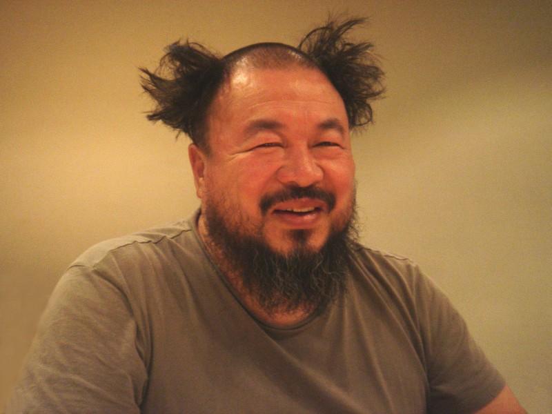Ai Weiwei, 2006 (źródło: materiały prasowe)