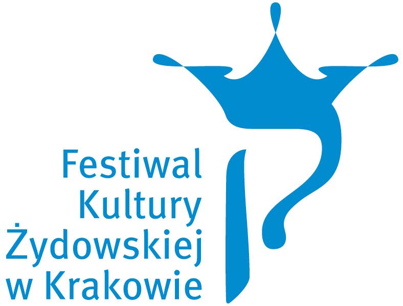 Logo Festiwalu Kultury Żydowskiej (źródło: materiały prasowe organizatora)
