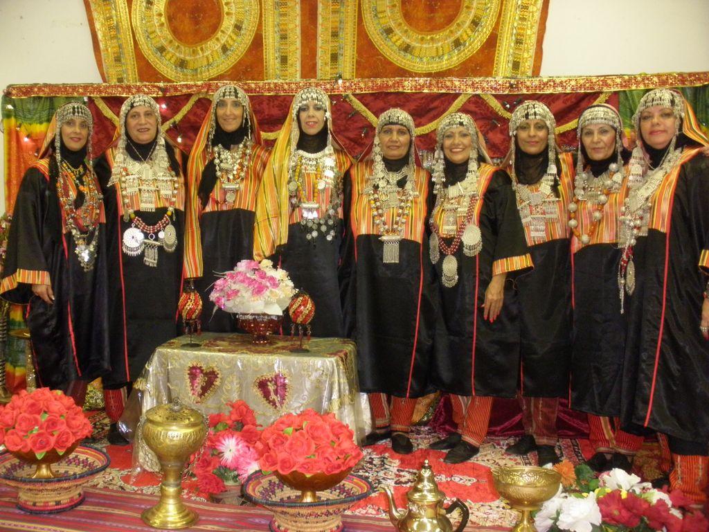Warsztaty tańca Jemenickiego (źródło: materiały prasowe organizatora)