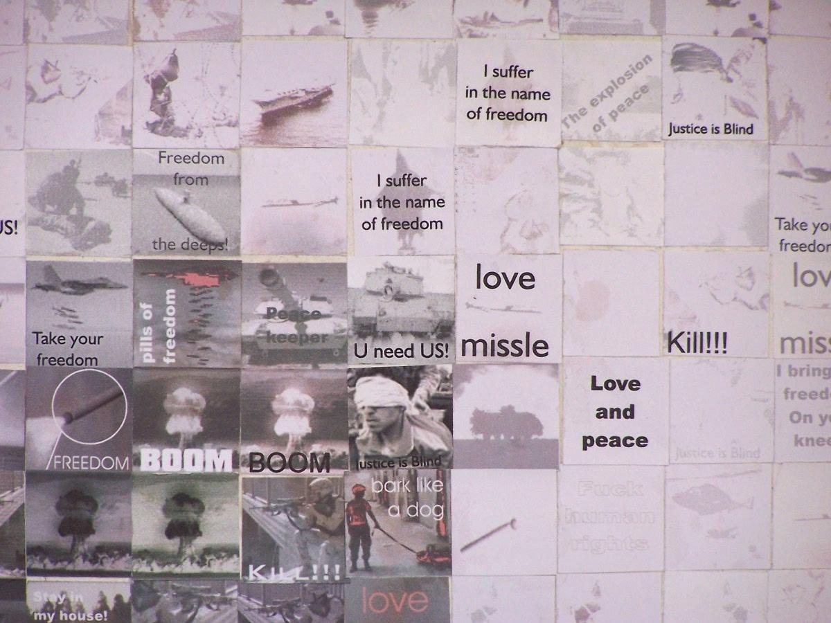 """Michał Kotula, """"Budowanie Artysty"""" (źródło: materiały prasowe)"""