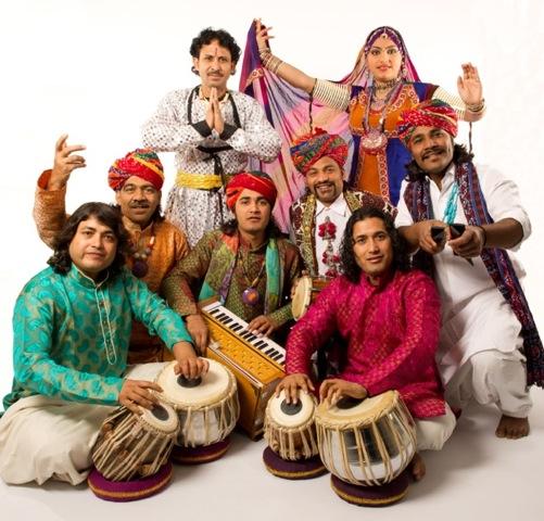 Dhoad Gypsies of Rajastan na Malta Festival w Poznaniu (źródło: materiały prasowe)