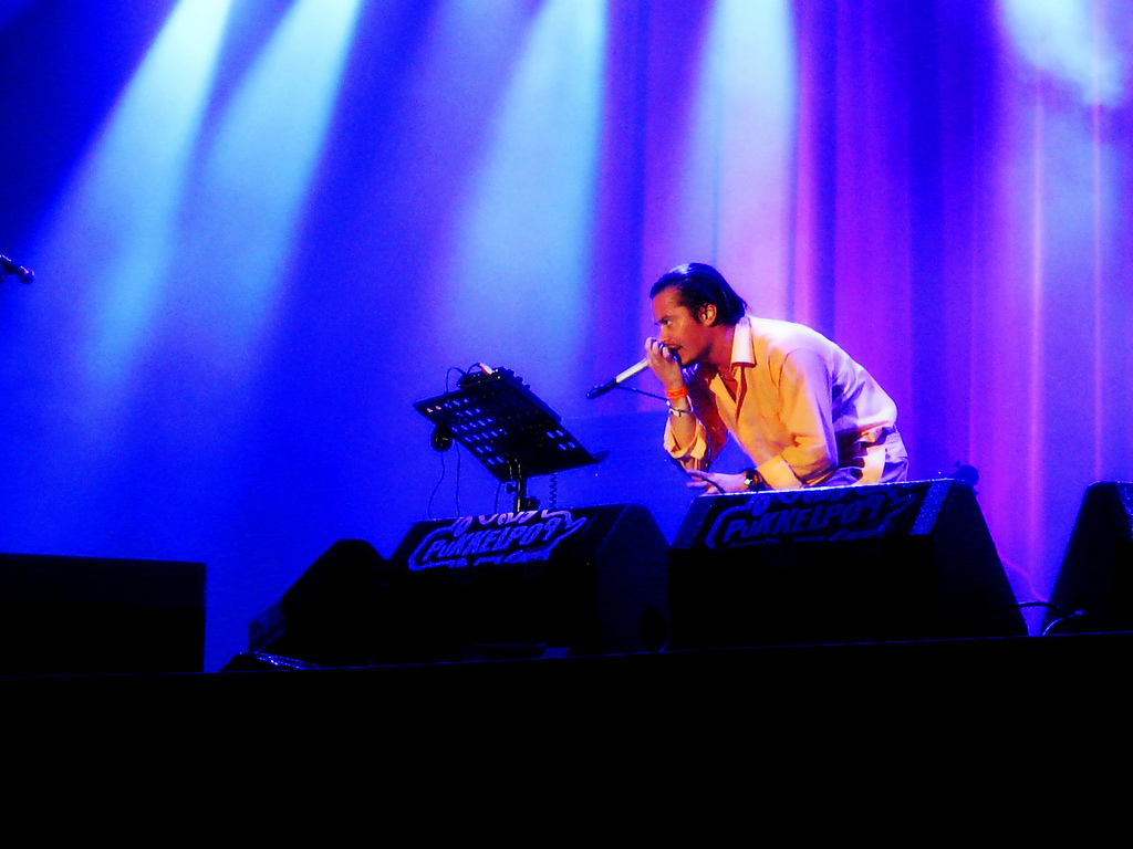 Faith No More na Malta Festival w Poznaniu (źródło: materiały prasowe)
