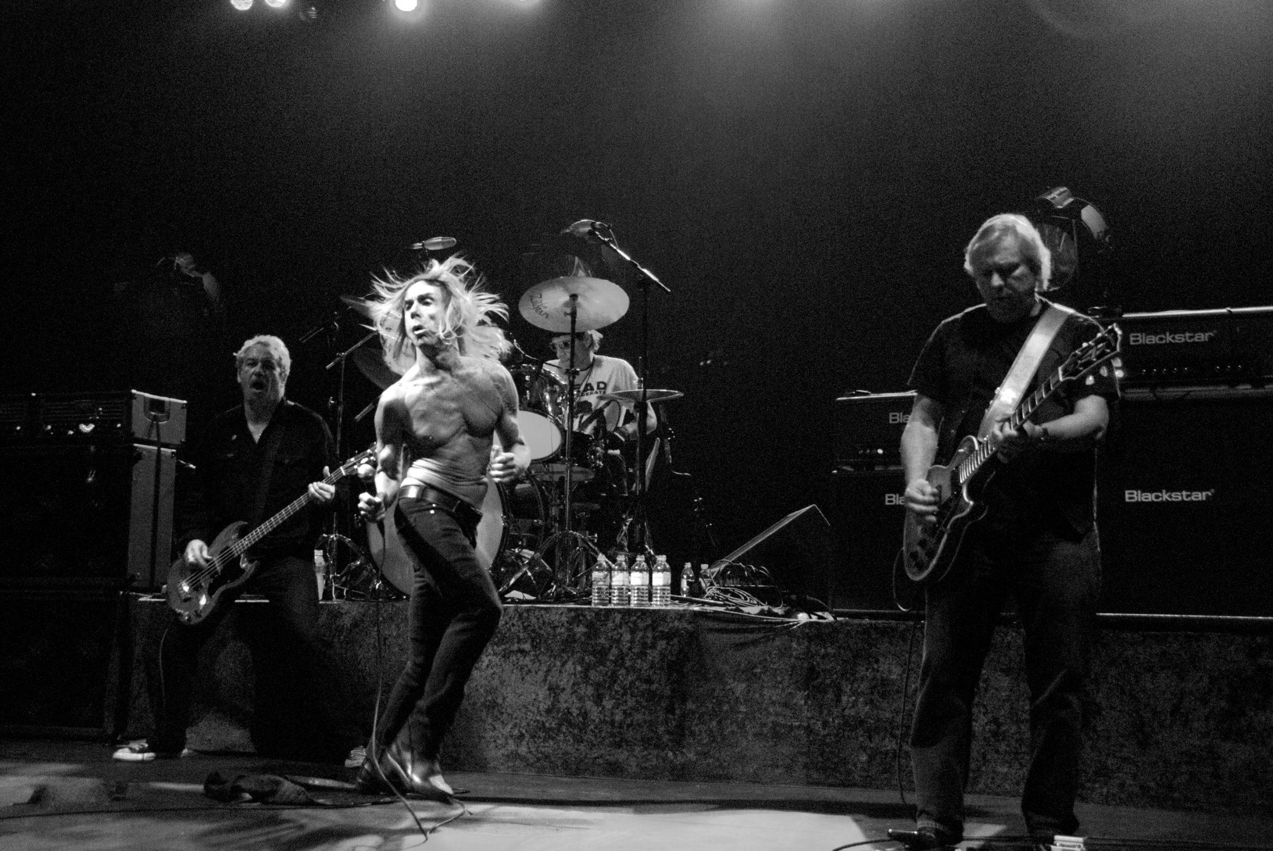 Iggy & The Stooges (źródło: materiały prasowe organizatora)