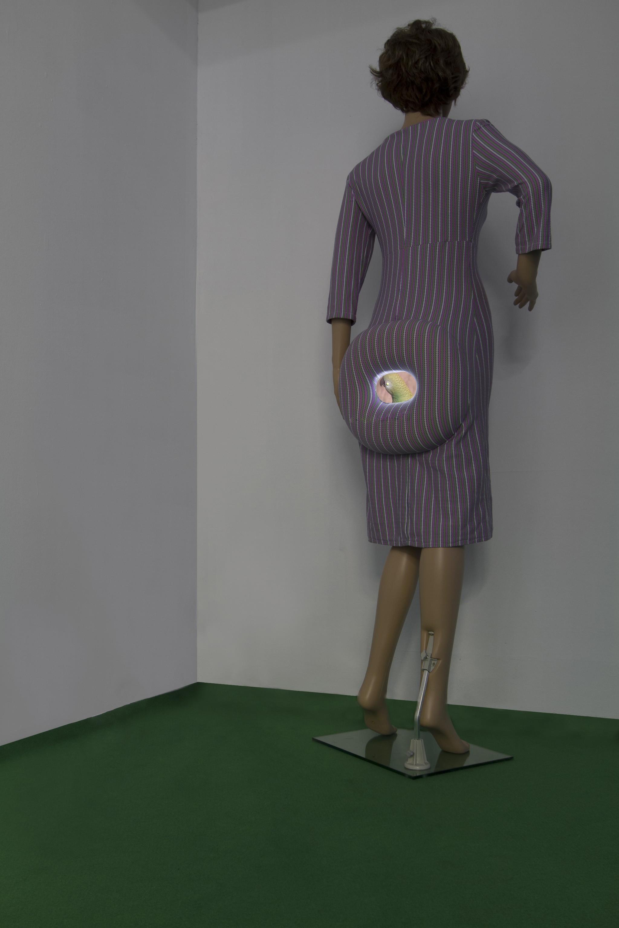 """Shana Moulton, """"Siła woli"""" w Galerii Arsenał w Białymstoku (źródło: materiały prasowe)"""