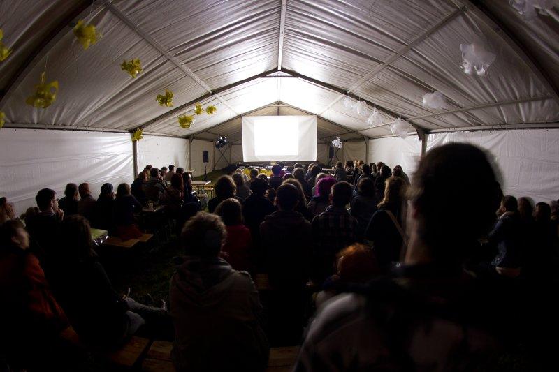 Festiwalowe Kino (fot. Kacper Gunia / źródło: materiały prasowe organizatora)