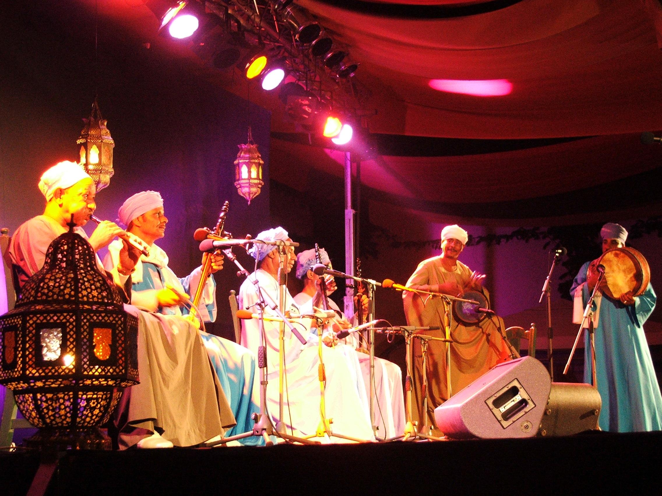 The Musicians of the Nile na Malta Festival w Poznaniu (źródło: materiały prasowe)