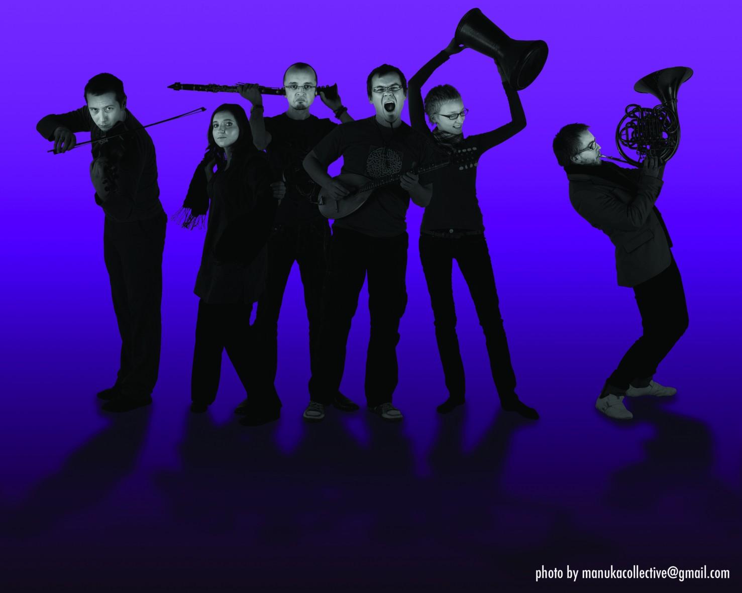 Balkan Sevdah Akustik (fot. Manuka Collective / źródło: materiały prasowe organizatora)