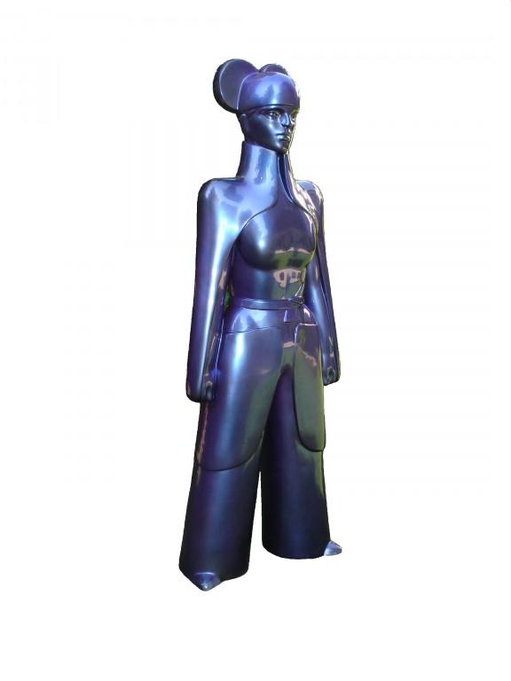 """Agata Agatowska, """"Catwalk do a dream."""", 2010-2011 (źródło: materiały prasowe)"""