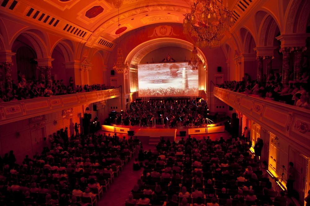 """Gala Otwarcia, """"Transatlantyk 2011"""", fot. Celestyna Król (źródło: materiały prasowe organizatora)"""