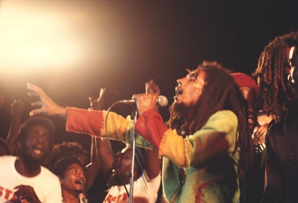 """Kard z filmu """"Marley"""", reż. Kevin Macdonald (źródło: materiały prasowe organizatora)"""