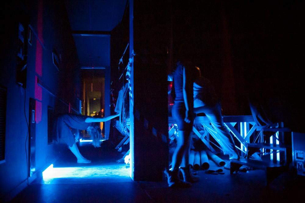 """Oratorium Dance Project Chorea, """"Premiere II"""", Wytwórnia, Łódź (źródło: materiały prasowe)"""