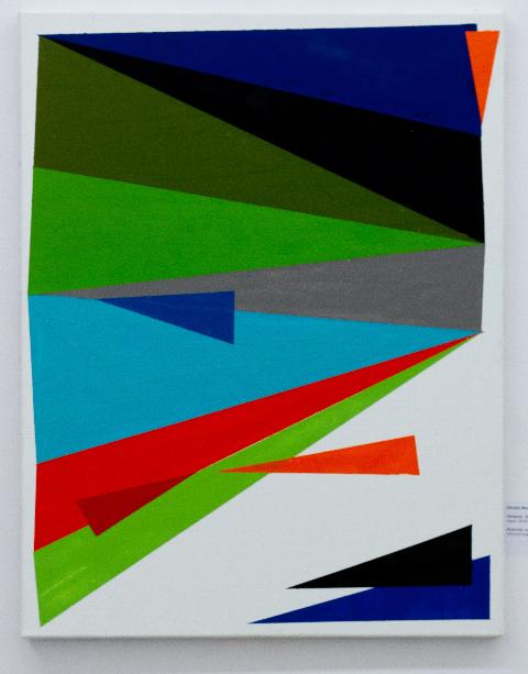 """Włodzimierz Pawlak, """"Notatka"""", 2010 (źródło: materiały prasowe)"""