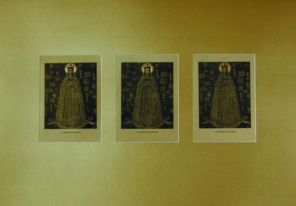 "Dorota Sobolewska ""La madre del heroe"" (źródło: materiał prasowy organizatora)"