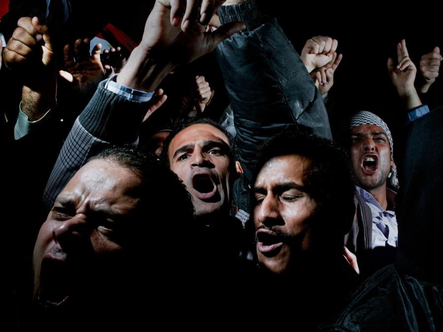 Alex Majoli, Italy, Magnum Photos for Newsweek (źródło: materiały prasowe organizatora)