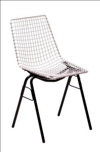 Ways of seeingsitting, Henryk Sztaba, krzesło siatkowe (źródło: materiały prasowe organizatora)