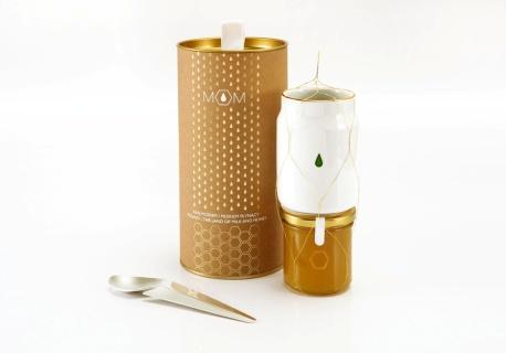 Mleko i Miód / Milk and Honey, projekt: Zofia Strumiłło-Sukiennik, Anna Łoskiewicz-Zakrzewska (źródło: materiały prasowe organizatora)