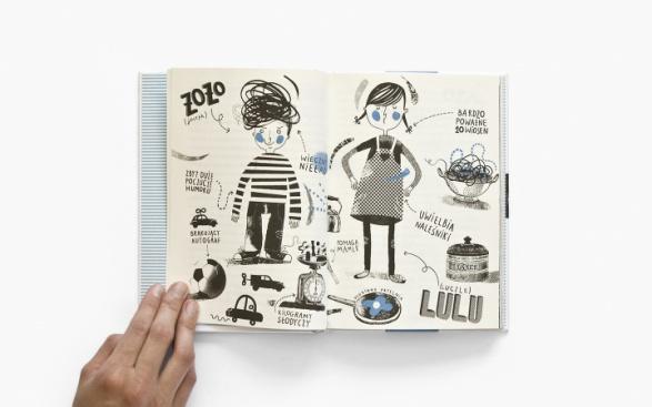 """Książka """"Żożo i Lulu"""", autor Elisabeth Duda (źródło: materiały prasowe organizatora)"""