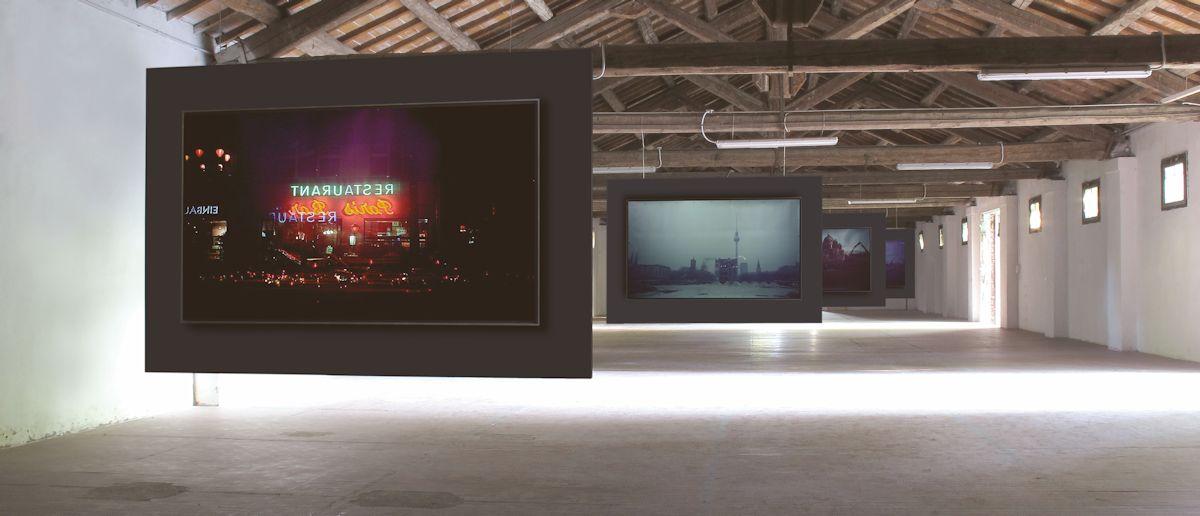 """Roland Wirtz, wystawa """"Kairos"""" (źródło: materiały prasowe organizatora)"""
