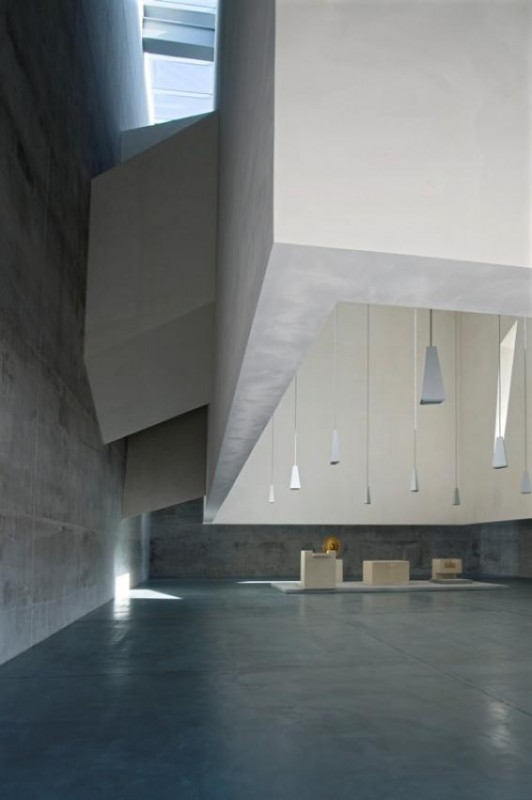 San Paolo Parish Complex w Foligno – Massimiliano Fuksasa (źródło: materiały prasowe organizatora)