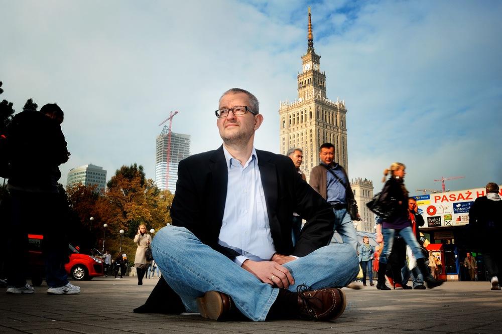 Rafał A. Ziemkiewicz (źródło: materiały prasowe wydawcy)