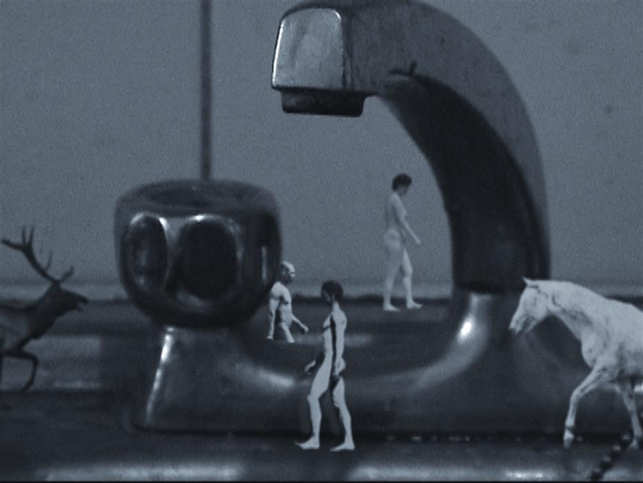 Hiraki Sawa, Migracja, 2003 (źródło: materiały prasowe organizatora)