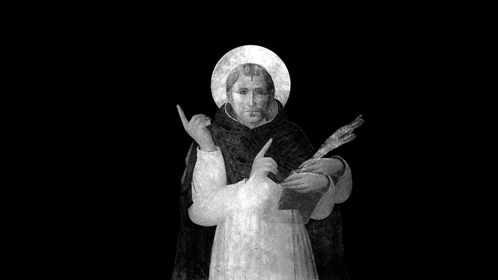 Mounir Fatmi, Milczenie św. Piotra męczennika, 2011 (źródło: materiały prasowe organizatora)