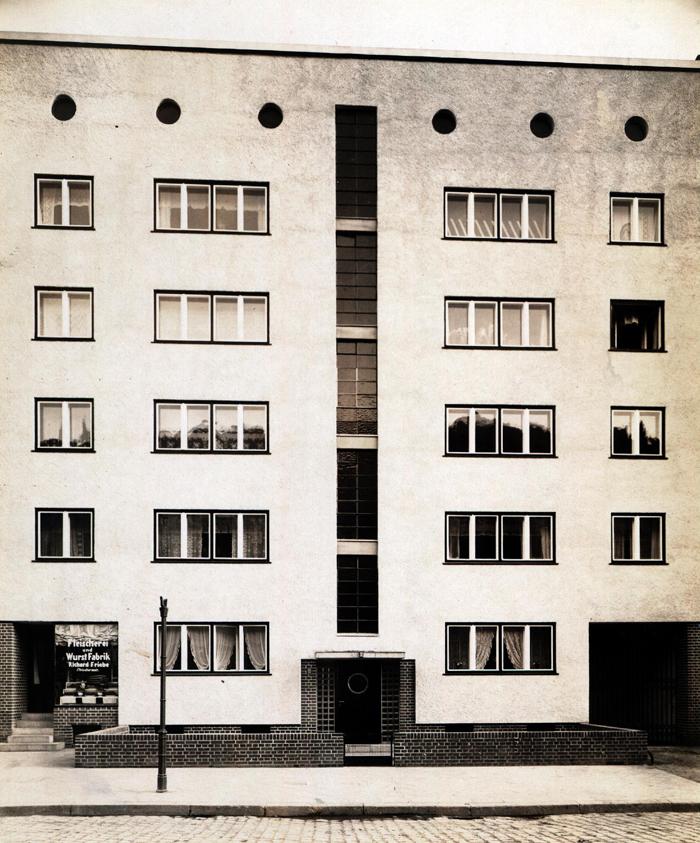 Kamienica czynszowa przy ul. Kraszewskiego 8, Wrocław, 1927 (źródło: materiały prasowe organizatora)