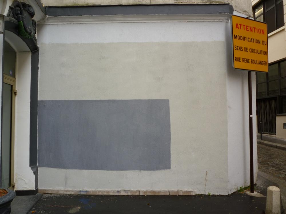"Dan Perjovschi, ""Erased graffiti"", Esberg 2012 (źródło: materiał prasowy)"