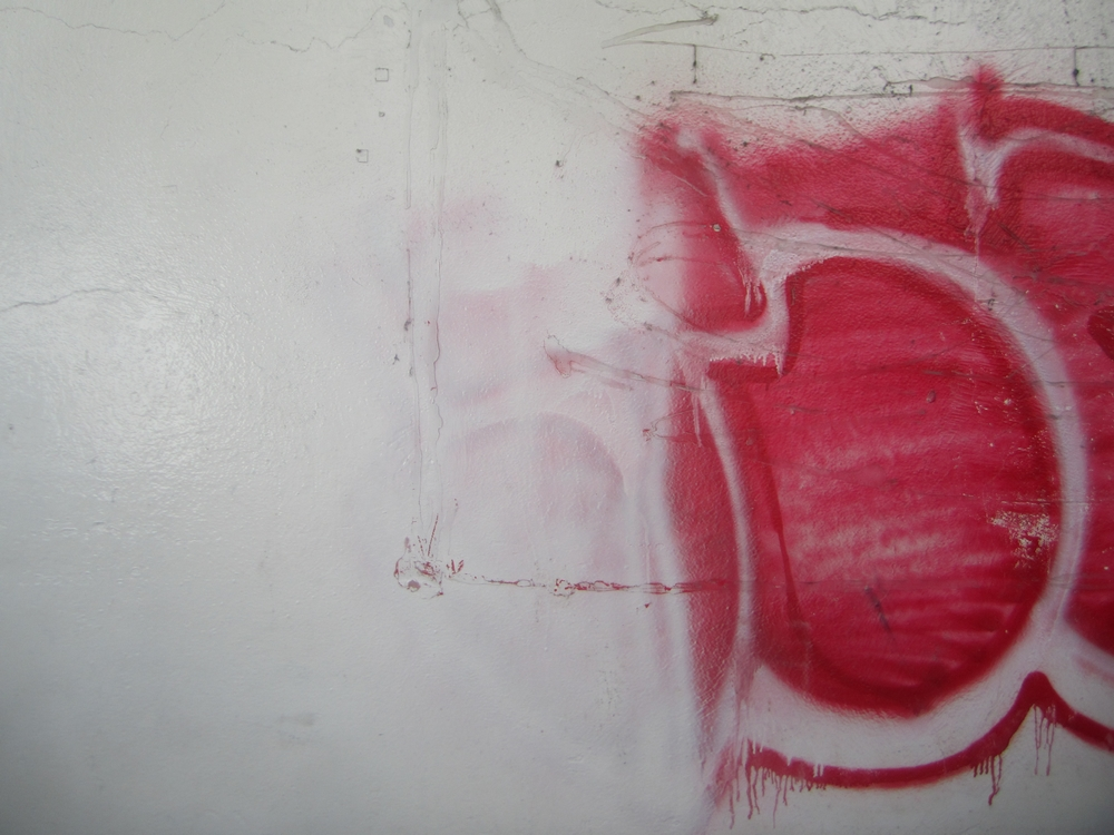 "Dan Perjovschi, ""Erased graffiti"", Mexico 2012 (źródło: materiał prasowy)"