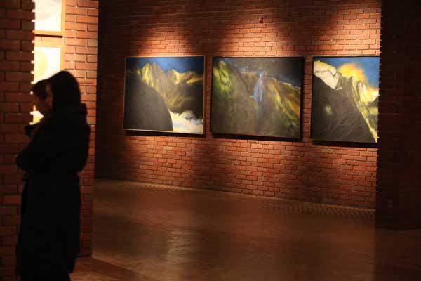 IV Festiwal Sztuki im. Jerzego Buszy – wernisaż (źródło: materiały prasowe organizatora)