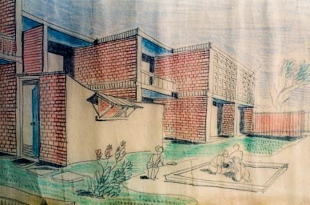Chandigarh, osiedle mieszkaniowe (źródło: materiały prasowe organizatora)