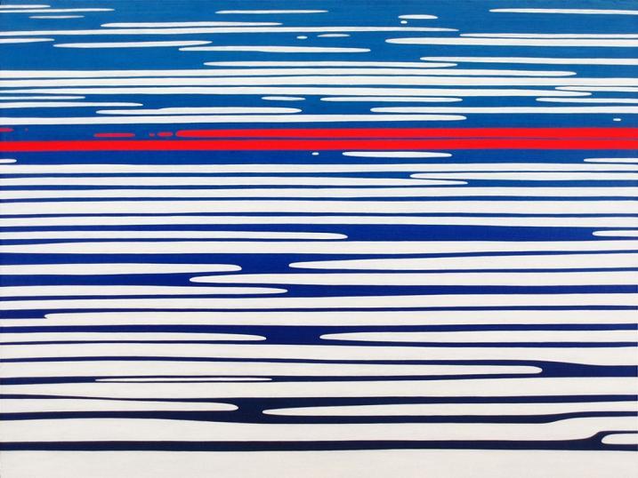 """Robert Motelski, """"Woda 2102155809"""" (źródło: materiały prasowe)"""
