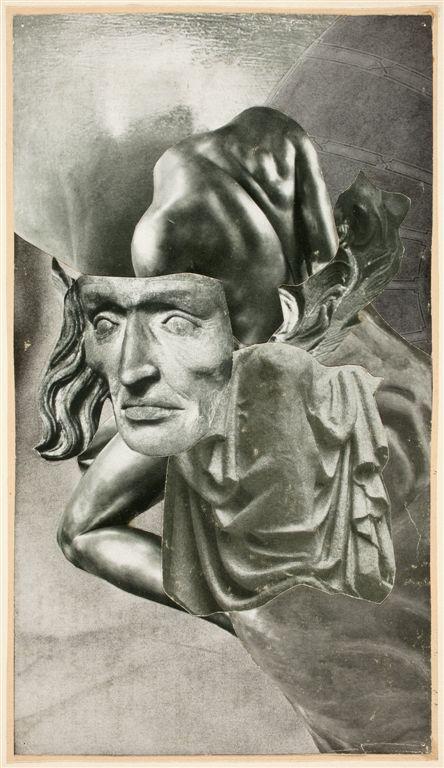 """Aleksander Krzywobłocki """"Kompozycja II"""", 1948-1949 (źródło: materiały prasowe organizatora)"""
