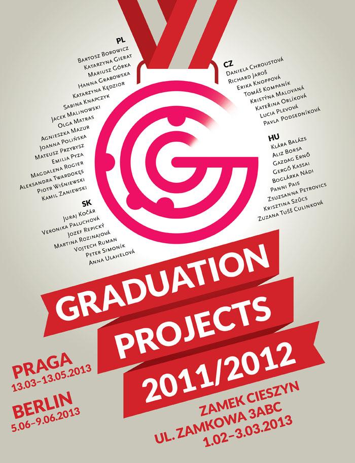 Wystawa Graduation Projects 2011-2012 (źródło: materiały prasowe organizatora)