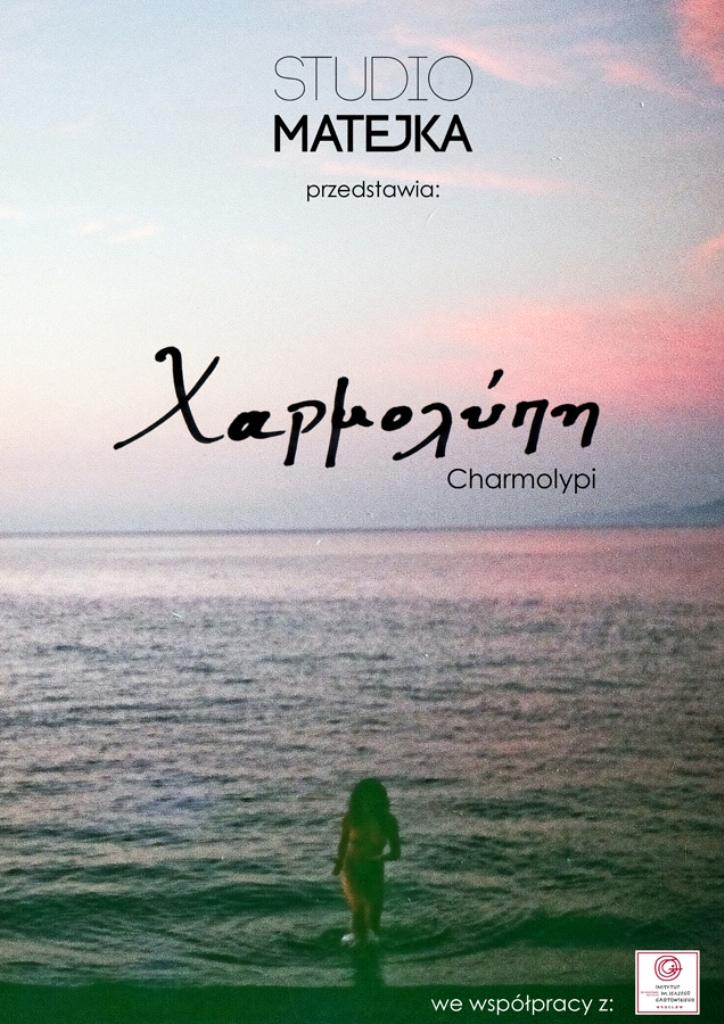 """""""Charmolypi"""". reż. Matej Matejka – plakat (źródło: materiał prasowe)"""