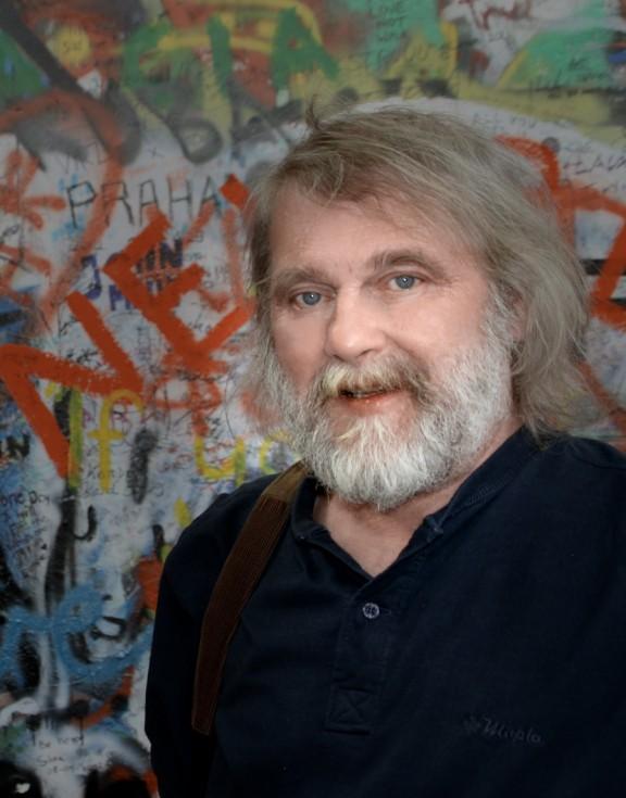 Petr Šabach (źródło: materiał prasowy)
