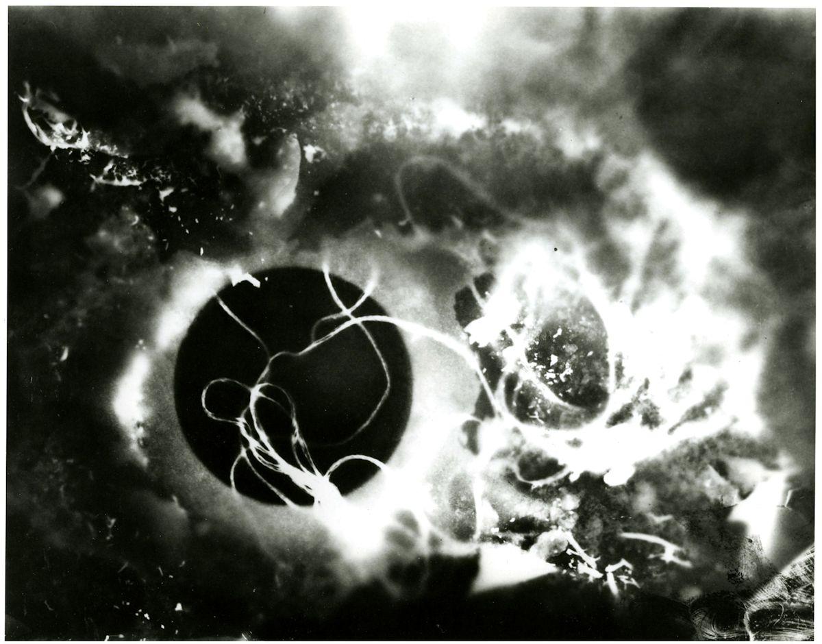 """Stefan Themerson, """"Fotogram"""", 1930, kadr z filmu (źródło: materiały prasowe organizatora)"""