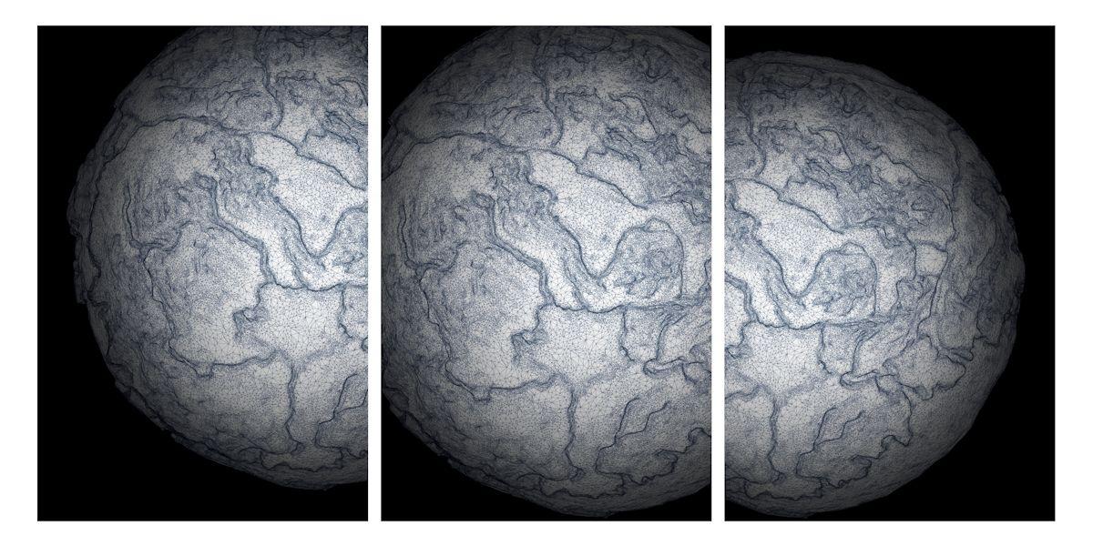 "Thorsten Goldberg, ""Hemisphere"" (źródło: materiały prasowe organizatora)"