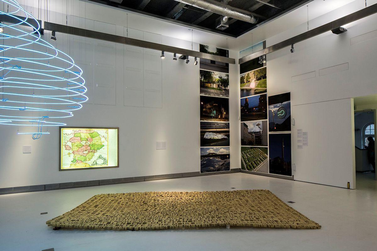 Thorsten Goldberg, wystawa w CSW Łaźnia w Gdańsku, fot. Krzysztof Miękus/CSW Łaźnia (źródło: materiały prasowe organizatora)
