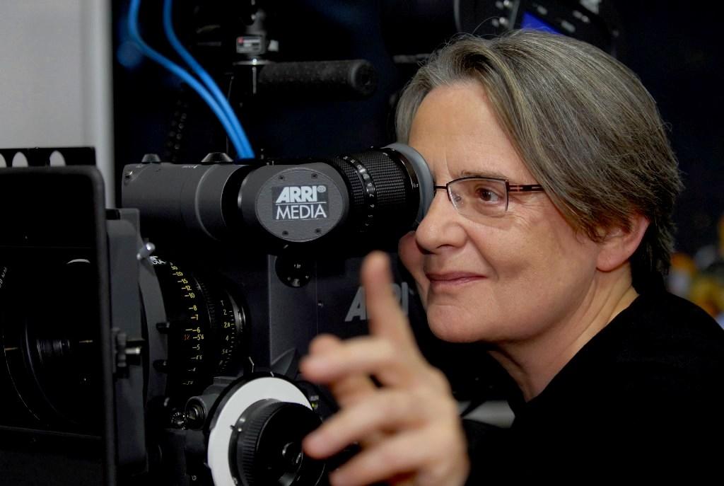 Agnieszka Holland - reżyserka (źródło: materiały prasowe)