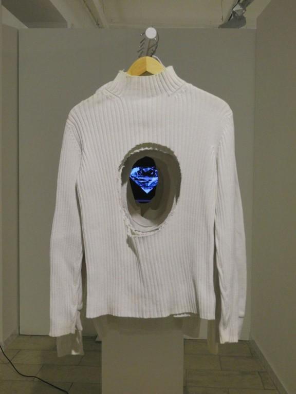 """Michalina Kostecka, """"Dress Code"""", Galeria Sztuki w Legnicy (źródło: materiały prasowe organizatora)"""