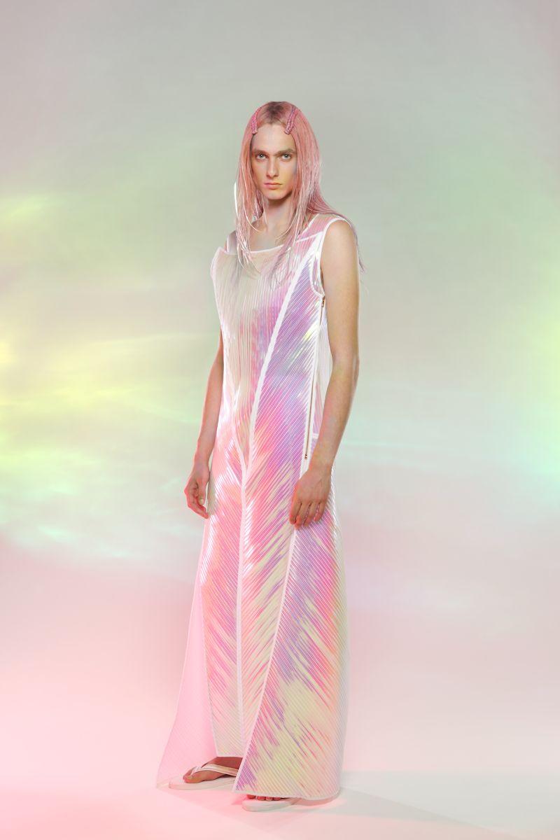 """Yuima Nakazato, kolekcja: """"Niebiosa"""", 2013 S/S, dzięki uprzejmości: Yuima Nakazato Couture"""