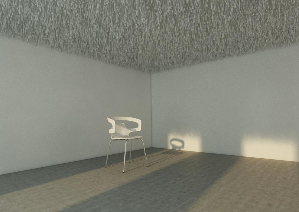 Aleksandra Zaorska – Creation – instalacja przestrzeń iluzoryczna nr 4 (źródło: materiały prasowe organizatora)