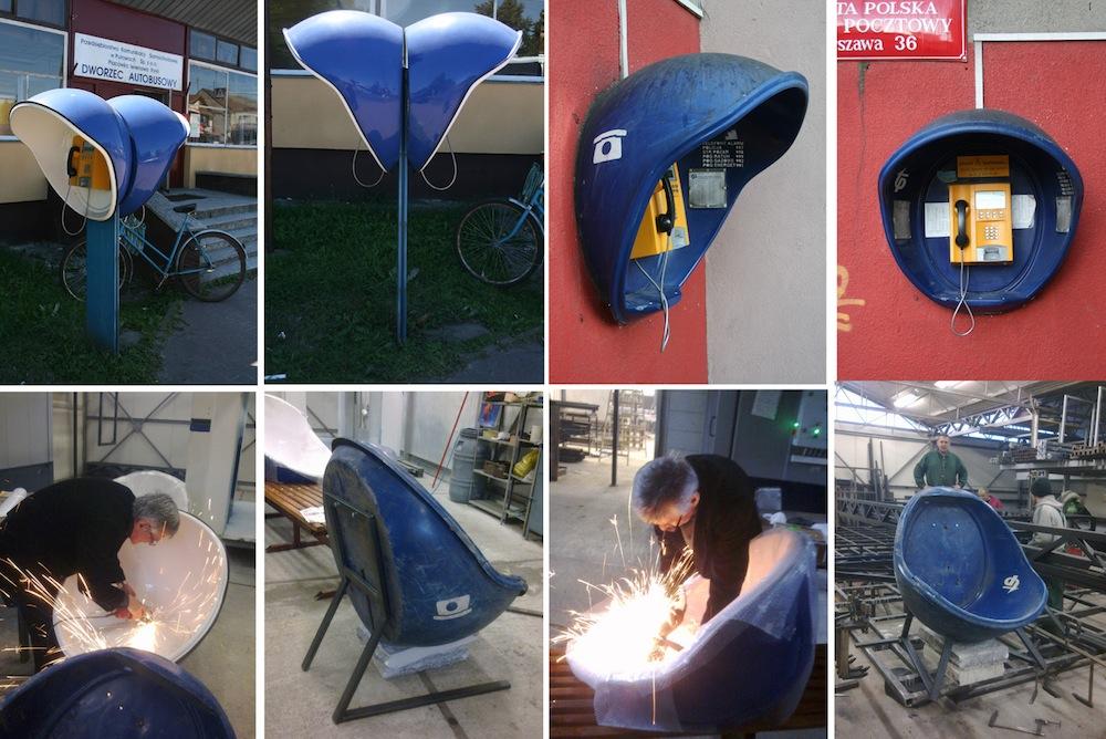 M4MStudio – fotel (źródło: materiały prasowe organizatora)